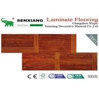 Buy cheap Stagger Pattern Good Decorative Laminate Wood Flooring from wholesalers