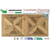 Buy cheap Real Wood Effect Laminated Parquet Flooring from wholesalers