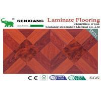 Buy cheap HDF Water Proof High Quality Cheap Parquet Laminate Flooring Parquet laminate flooring---SX101 from wholesalers