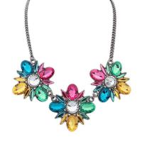 Buy cheap Necklaces Rayli Luxury Gemstone Necklace -Colorful from wholesalers