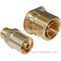 Buy cheap Brass quick connect couplings from wholesalers
