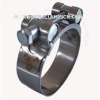 Buy cheap HD-01 Stainless steel heavy duty single head clamp product