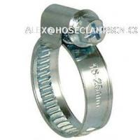 GTP-01 Hi-torque Germany type non-perforated hose clamp