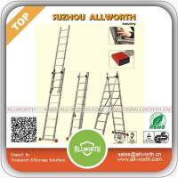 Buy cheap ALUMINUM LADDER EXTENSION LADDER from wholesalers