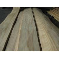 Buy cheap Sliced Radiata Pine Wood Veneer Sheet Crown / Quarter Cut from wholesalers