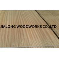 Buy cheap Doors Quarter Cut Veneer Sheet wood veneer sheets With AA Grade from wholesalers