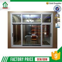 Buy cheap Magnetic Aluminum sliding window with multifunction from wholesalers