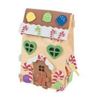 Buy cheap child toys Diy eva christmas paper house 12 ef01136 0.3 from wholesalers