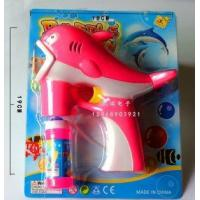 Buy cheap child toys New arrival 1231 dolphin electric flash bubble gun bubble gun ni from wholesalers