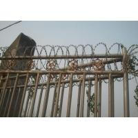 Buy cheap PVC coated razor barbed wire factory from wholesalers