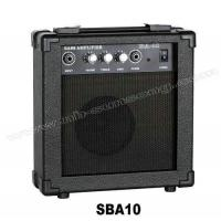 Buy cheap portable PA system Bass Amplifier-SBA10 from wholesalers