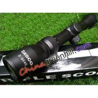Buy cheap Brand New Black 3-9x40 Rifle Gun Scope from wholesalers