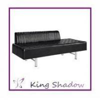 Buy cheap 2014 modern leather sofa barber shop waiting chairs Barber waiting chair product