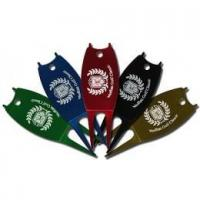 Buy cheap Aluminum Engraved Divot Tool from wholesalers