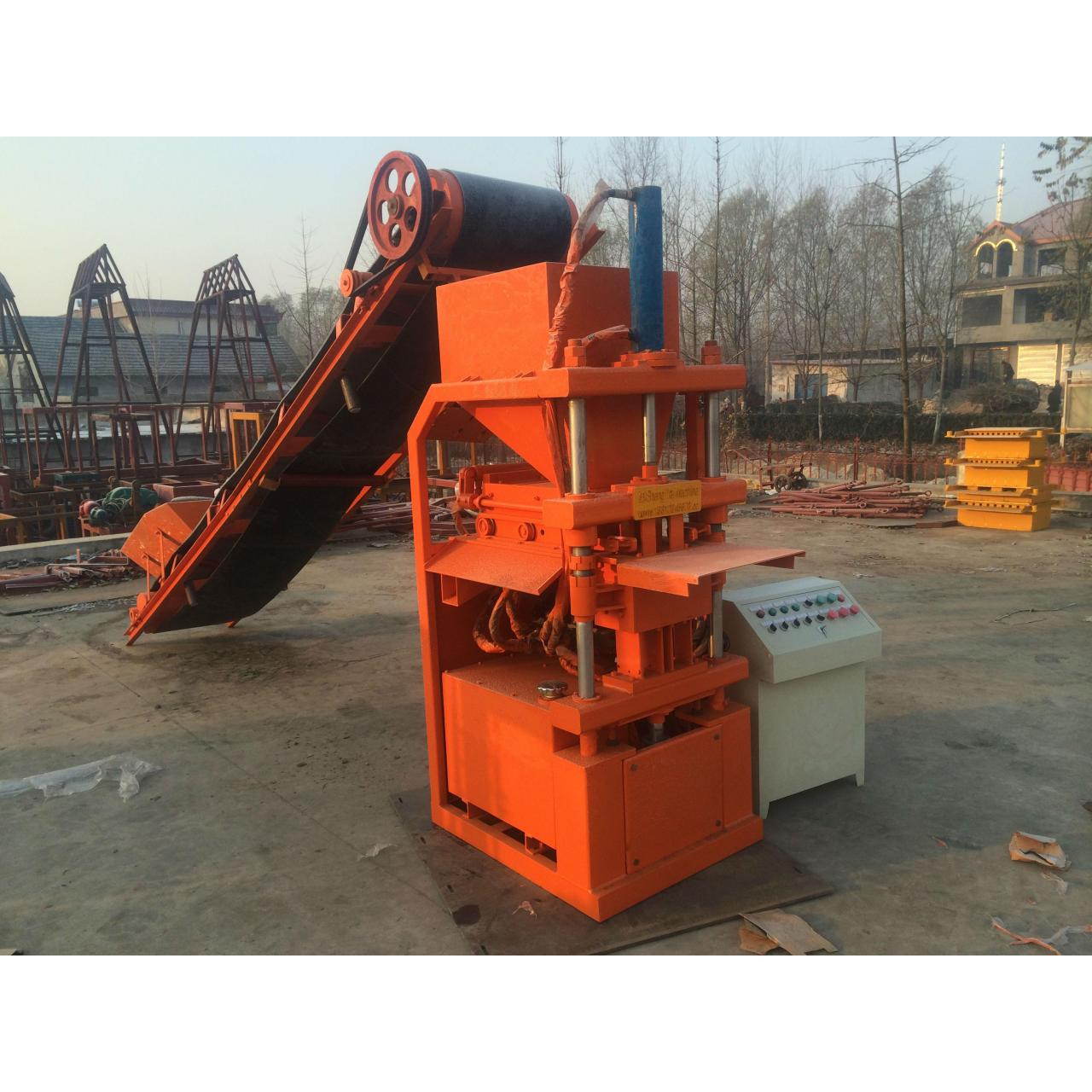 Buy cheap non-burned Clay brick machine ES1-10 product