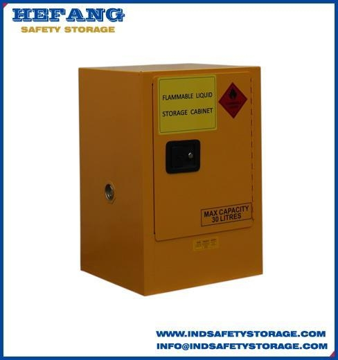 Flammable Safety Storage Cabinet 30l Fireproof Flammable