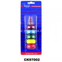 Buy cheap 5pcs Plastic Finger Crayon with Blister Packing from wholesalers