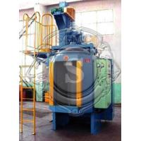 Buy cheap SHD Series Spinner Hanger Shot Blasting Machine from wholesalers