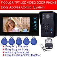 Buy cheap TS-806MJIDSNRED11 Wired Intercom With Keyfobs, Id Card, And Recording Function from wholesalers