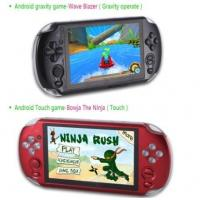 Buy cheap EP101 5.0 Inch Touch Android Game Player from wholesalers
