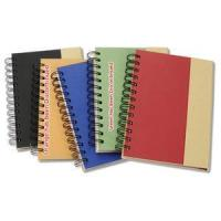 Buy cheap Recycled Foldover Notebook - Closeout Model: notebook-007 from wholesalers