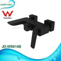 Buy cheap Hot popular bathroom shower black plated mixer JD-WS614B product