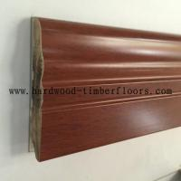 Buy cheap Timber Flooring Accessories wholesale price solid wood skirting from wholesalers