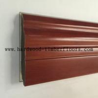 Buy cheap Timber Flooring Accessories high end use redwood skirting boards from wholesalers