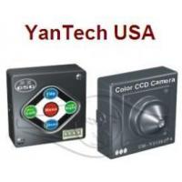 Buy cheap Mini CCD Wired Color 420TVL Pinhole Camera with OSD Function(YT-3130) product