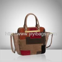 Buy cheap V456- Bolsos de cuero, fashion design suede tote bag handbag from wholesalers