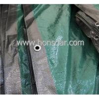 Buy cheap Green/Grey High Quality HDPE Tarpaulin from wholesalers