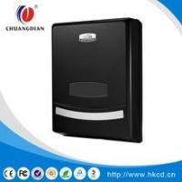 Buy cheap Welcomed Upgrade Version Wall- Mounted hand Toilet N-Fold Paper Towel Dispenser CD-8135B from wholesalers