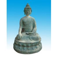 Buy cheap Bronze Buddha Sculpture from wholesalers