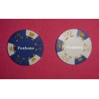 Buy cheap Crown poker chips from wholesalers