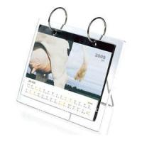 Buy cheap Acrylic calendar stand HY-CS-01 from wholesalers