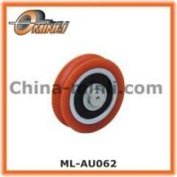 Buy cheap Small Plastic Nylon Pulley with Bearing for Window and Door from wholesalers