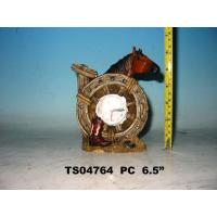Buy cheap horse arts clock from wholesalers
