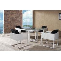 Buy cheap Europe Popular White Rattan Chair in Resort Beach Hotel(FT-6080) from wholesalers