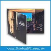 Buy cheap Top selling 2.8'' greeting video card, invitation lcd video greeting card, invitatoin video card from wholesalers