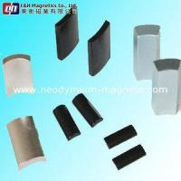Buy cheap E&H111Arc Sintered NdFeB Magnet Motor from wholesalers