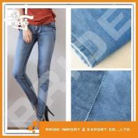 Buy cheap Denim Fabric PR-WD275 Good Color Wholesale Strong Elastic Denim Jeans Fabric from wholesalers