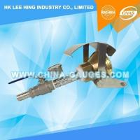 Buy cheap Hand-held Water Spray Nozzle Test Device of IPX3 and IPX4 product