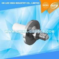 Buy cheap IEC60061-3: 7006-30-2 Plug Gauge for E14 Lampholder for Testing Contact Making from wholesalers
