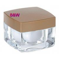 Buy cheap PMMA (Acrylic) Jar, Square, 5ml & 10ml & 15ml & 20ml & 30ml & 50ml product