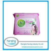 Buy cheap Individual Feminine Hygien Wipes Wet Tissue from wholesalers