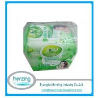 Buy cheap 25CT Essential Soft Organic Facial Cleansing Wipes from wholesalers
