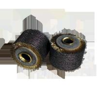 China Enamelled wire paint stripping wheel on sale