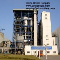 Buy cheap 29-168MW QXX cfb boilers for central heating station from wholesalers