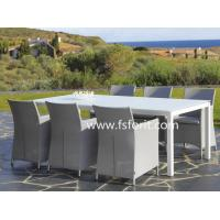 Buy cheap Textilene Plastic Mesh Fabric chairs, outdoor chairs, dining table(TS-034) from wholesalers