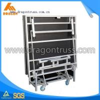 Buy cheap MS05New product portable folding stage Folding stage from wholesalers